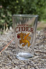 Edgefield Cider Pint Glass Image