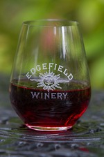 Edgefield Winery Stemless Wine Glass
