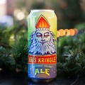 Kris Kringle Ale Can