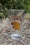 Edgefield Cider Pint Glass